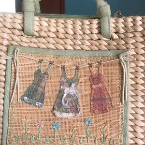 EMBELLISHED GIRLS SUMMER PURSE